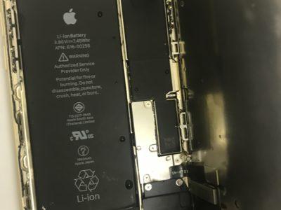 北九州市小倉北区よりiPhone7の水没修理