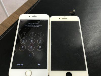 北九州市よりiPhone6Sの液晶不具合