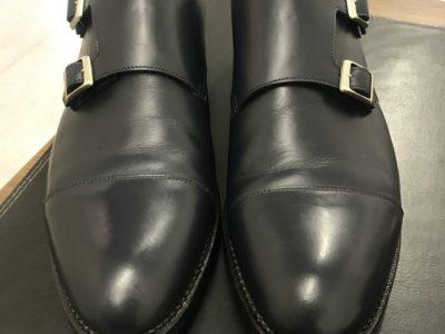 北九州市より靴の超撥水コート