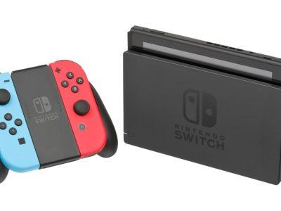 Switchの修理はじめました!